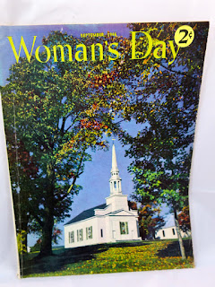 September 1946 issue of Womans Day Magazine