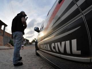 Traficante é preso em Pau Ferro, na cidade de Maruim