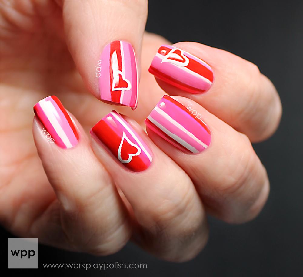 Zoya Valentine Nails: Ali, Sweet and Carmen (work / play / polish)