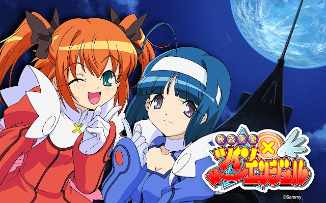 Kaitou Tenshi Twin Angel (12/12) (190MB) (HDL) (Sub Español) (Mega)