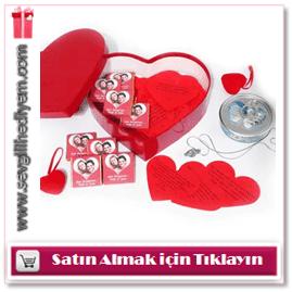 sevgililer için yıldönümü hediyeleri