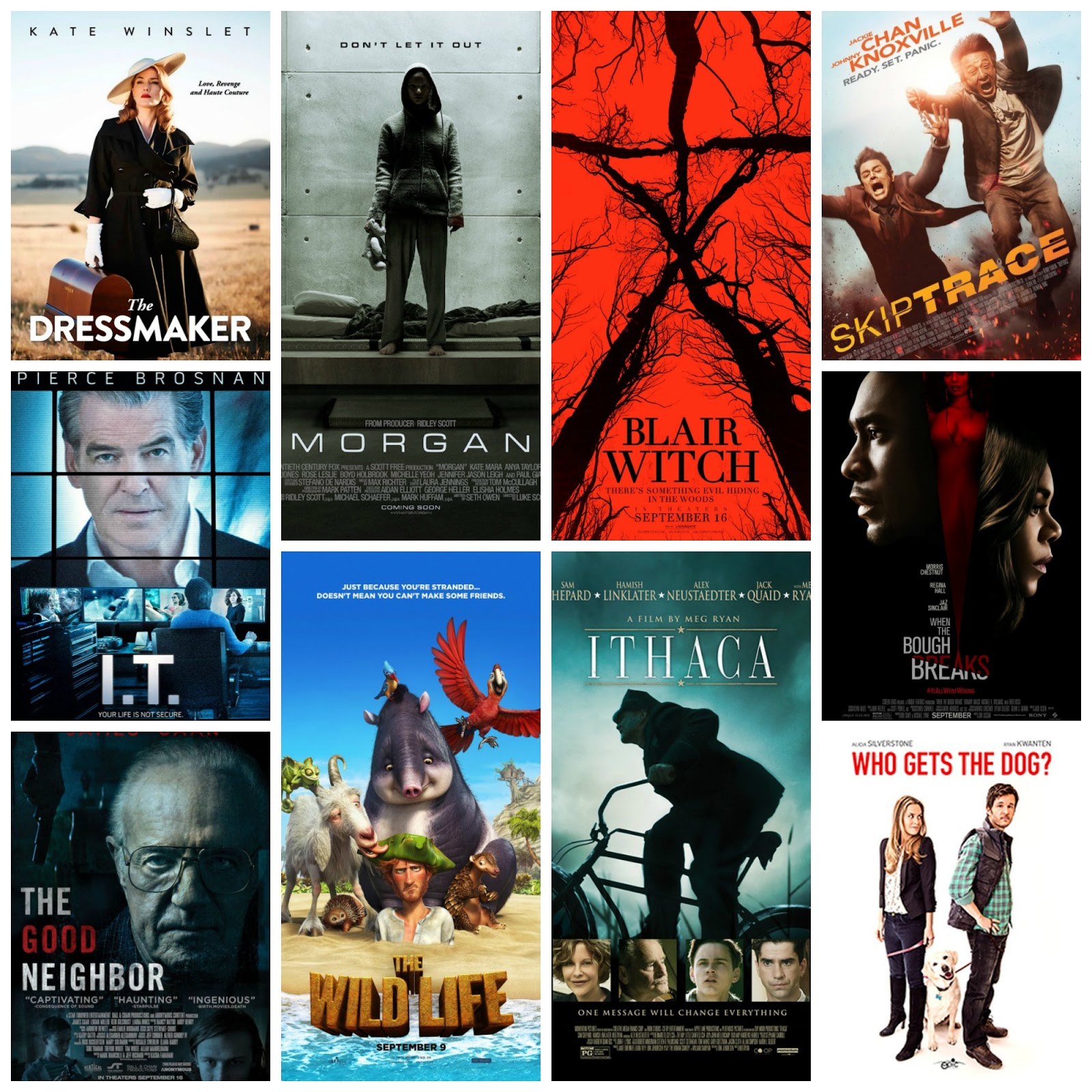 top 20 movies in 2016