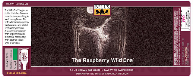 Bell's Brewery The Raspberry Wild One Returning In 2019