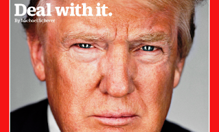 Time Magazine Donald Trump