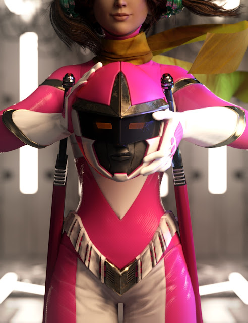 Zero My Hero for Genesis 3 Female