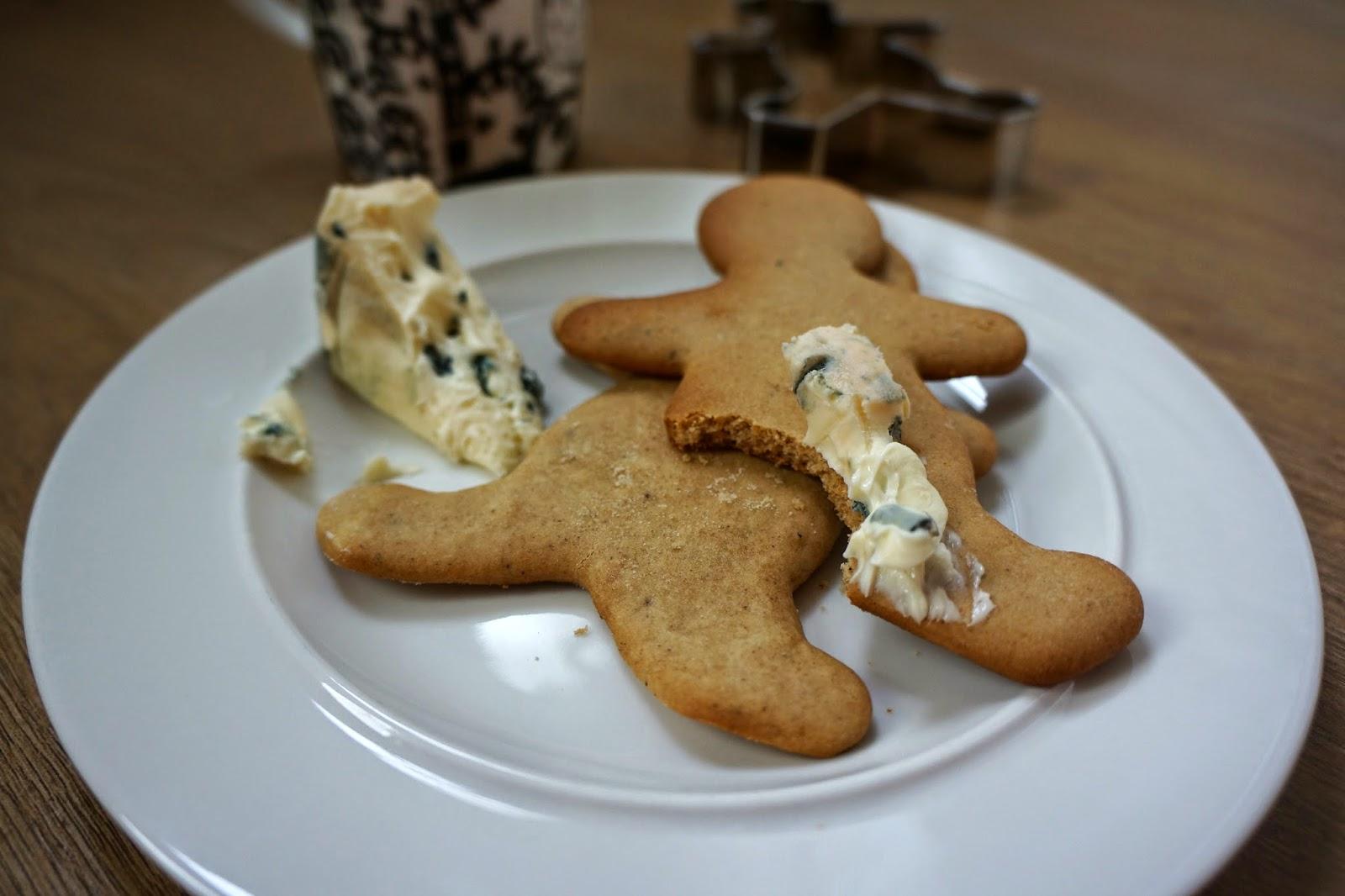 traditional finnish scandinavian gingerbread biscuits