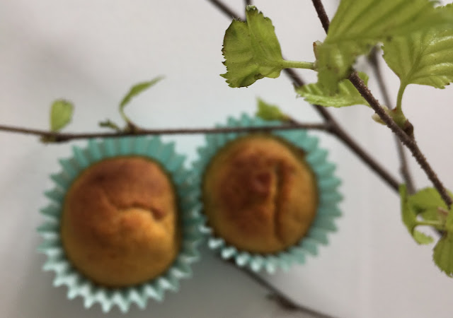 baby lead weaning æble gulerod muffins opskrift