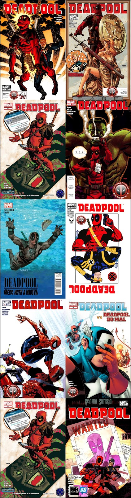 PERSPECTIVA DE QUEM EMPRESTO #02: Deadpool Vol. 4