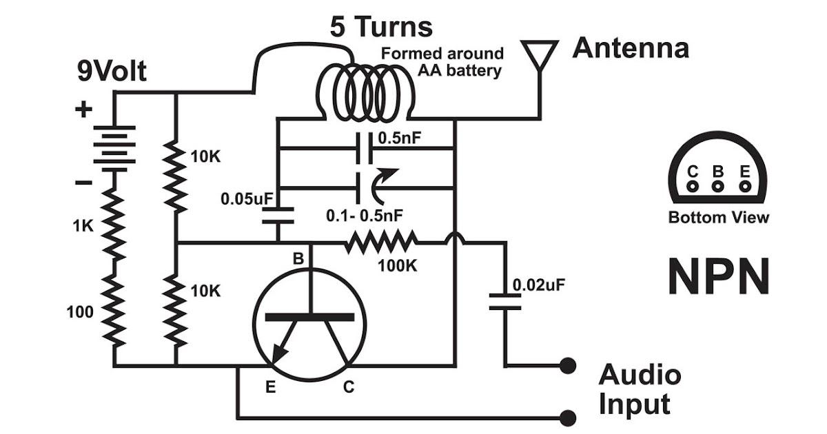 shadi soundation  fm transmitter using a single transistor