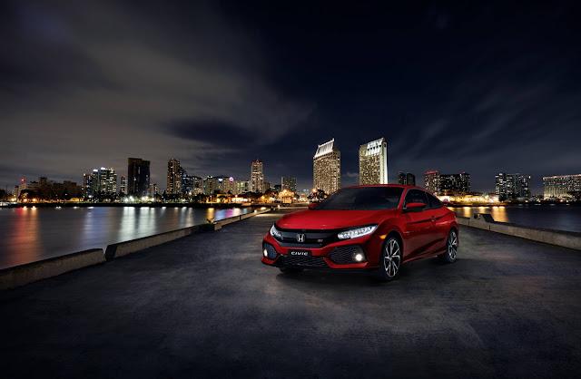 Novo Honda Civic Si 2018 - Brasil