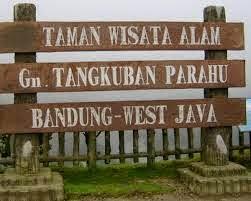 Tuor Tangkuban Perahu Bandung