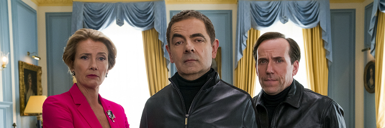 """Review of """"Johnny English Strikes Again."""""""