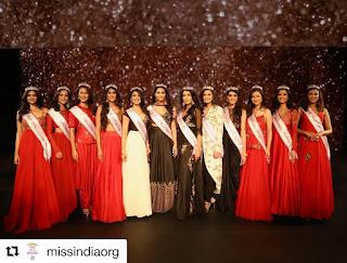 LALREMKIMI DARNEI Miss India Femina
