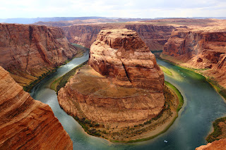 Horseshoe Bend Colorado River Arizona