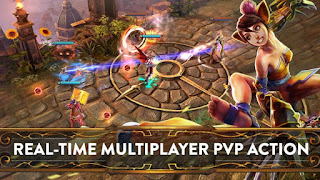 Download Vainglory APK