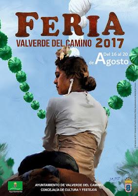 Valverde del Camino - Feria 2017 - Juan Miguel Bando (Nuevo cartel)