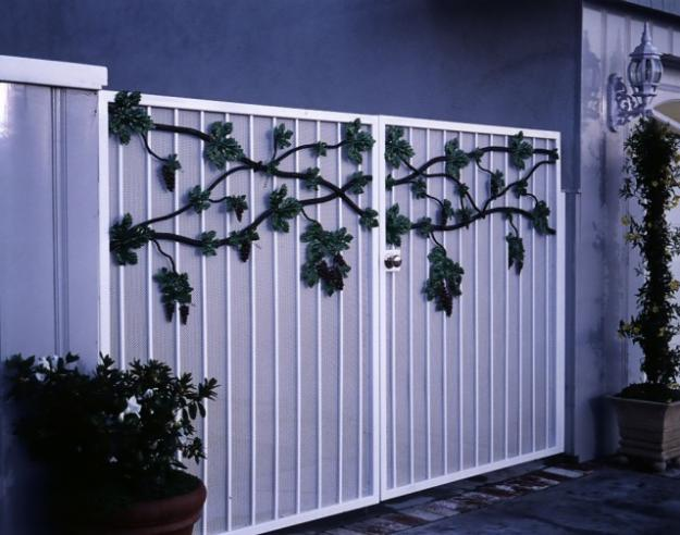 Modern+homes+iron+main+entrance+gate+designs+ideas.+(3) - Get Modern Small House Front Gate Designs For Houses Images