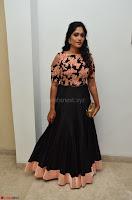 Sowmya Venugopal in Anarkali Dress at Kalamandir Foundation 7th anniversary Celebrations ~  Actress Galleries 044.JPG