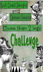 MORE THAN 2 LEGS Challenge 15th to 31st March
