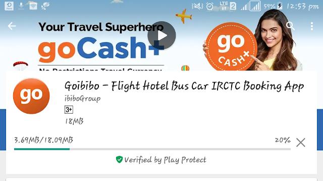 goibibo app