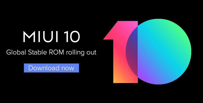 Download Dan Beberapa Cara install MIUI 10 Global Stabil untuk Redmi 6, Redmi 6A Dan Redmi 5 Plus