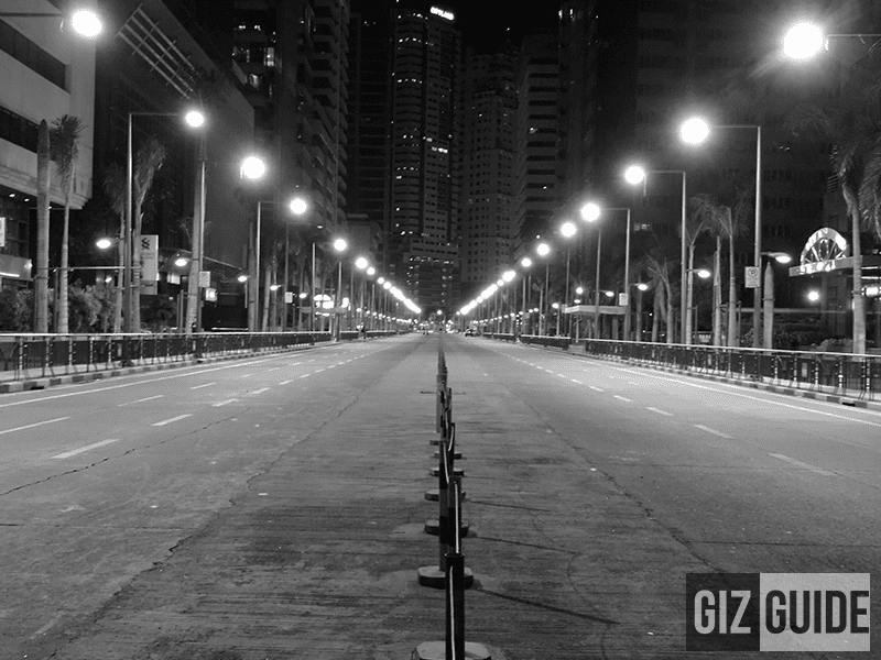 Night time at Ortigas