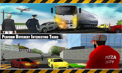 Cargo Transporter City Tycoon v1.3 Apk-screenshot-4