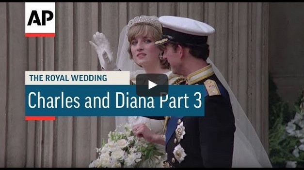 wedding of Charles and Diana