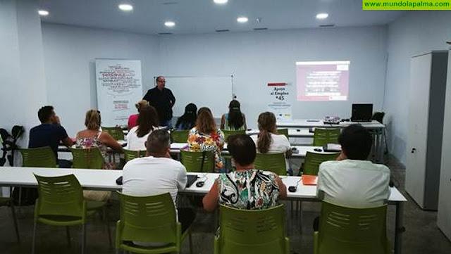 Cruz Roja Española apoya el acceso al mercado laboral de personas mayores de 45 años