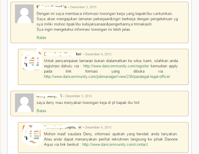 Tidak ada yang salah bagi siapapun untuk memberi komentar pada salah satu blog Komentar Unik dan Lucu Sering Ditemui Pada Blog