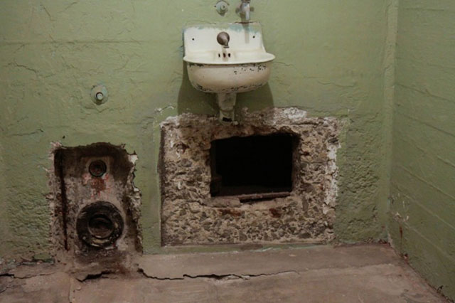 Misteri Lubang Tahanan  Alcatraz
