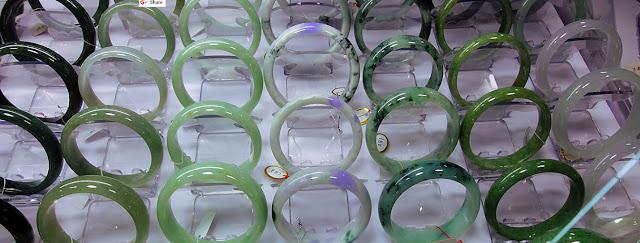 Myanmar Jade Jewelry