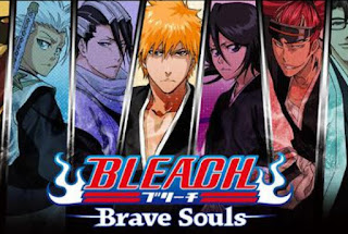 Game Bleach Brave Soul Apk Versi Update v3.3.0 For Android