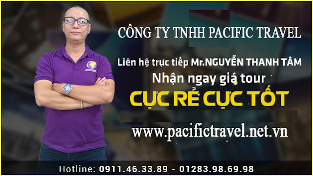 Giới thiệu Công Ty Pacific Travel