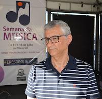 Márcio de Paula, Secretário de Cultura, destaca que o evento contará com vários gêneros musicais