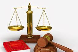 Hukum (Pengertian, Ciri, Tujuan, Fungsi, Jenis, Macam)