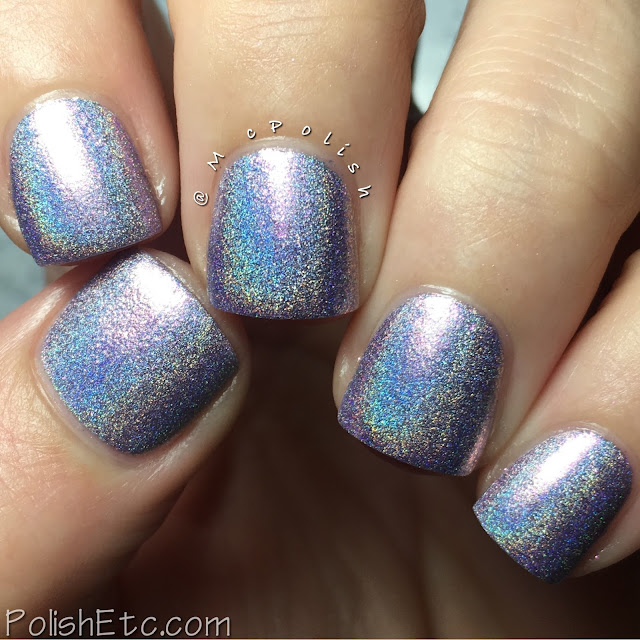 Glitter Daze - Moon Baby Collection - McPolish - Luna