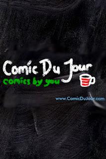 COMIC DU JOUR Logo