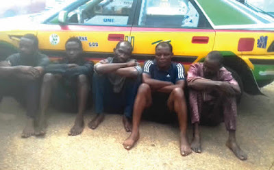 We Only Defraud Greedy People, says Arrested Fraudsters