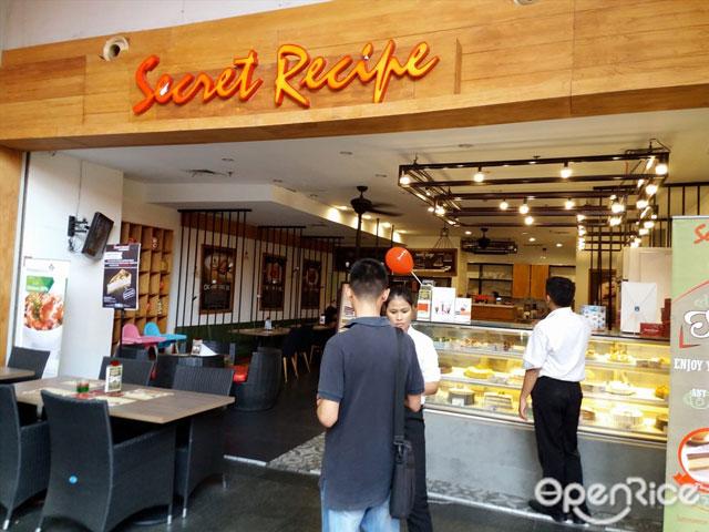 Job Desc Crew Restaurant Secret Recipe Indonesia - Lowongan Pekerjaan