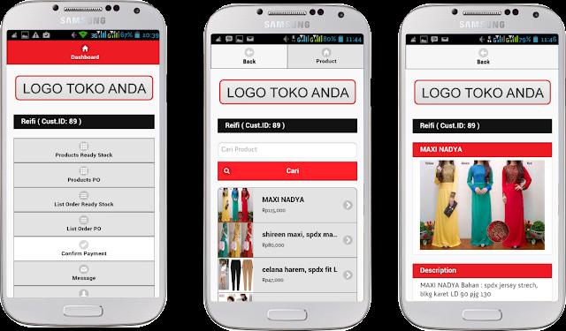 Jasa Pembuatan aplikasi Toko Mobile Android,Jasa pembuatan aplikasi Mobile store BlackBerry dan Android.Toko Online BB, pembuat aplikasi bb.pembuat aplikasi android., Toko online Android,