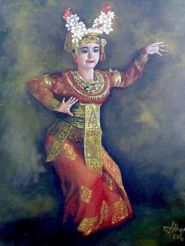 Seni Lukis Daerah : lukis, daerah, Lukis, Balinese, Culture
