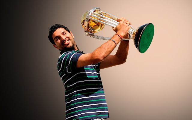 Yuvraj Singh Indian Cricketer High Quality Wallpapers