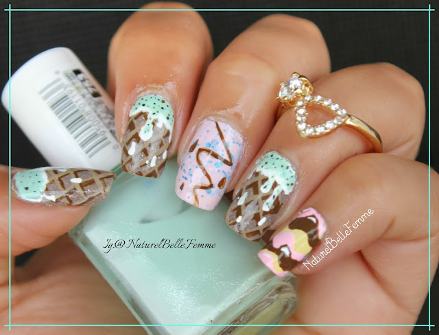 icecream nails