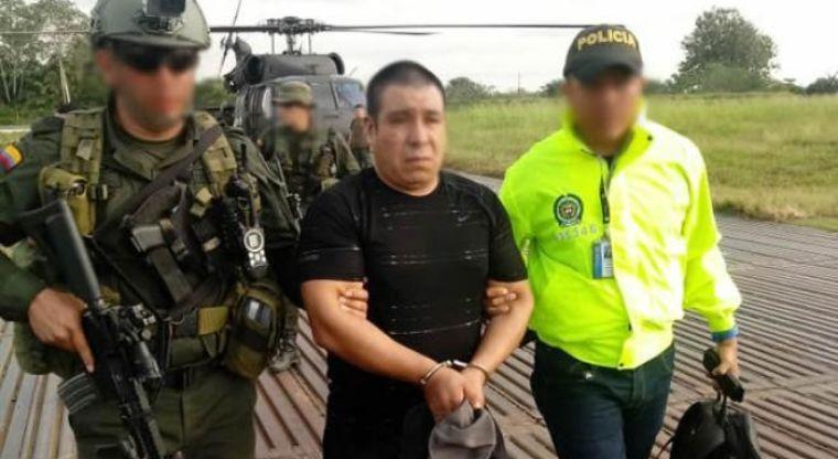 """Esto hizo la FARC tras la captura de """"Don Ti"""" narco aliado al CDG y CJNG"""
