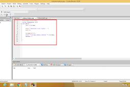 Contoh Program Bahasa C++ Menghitung Volume Kubus dan Balok