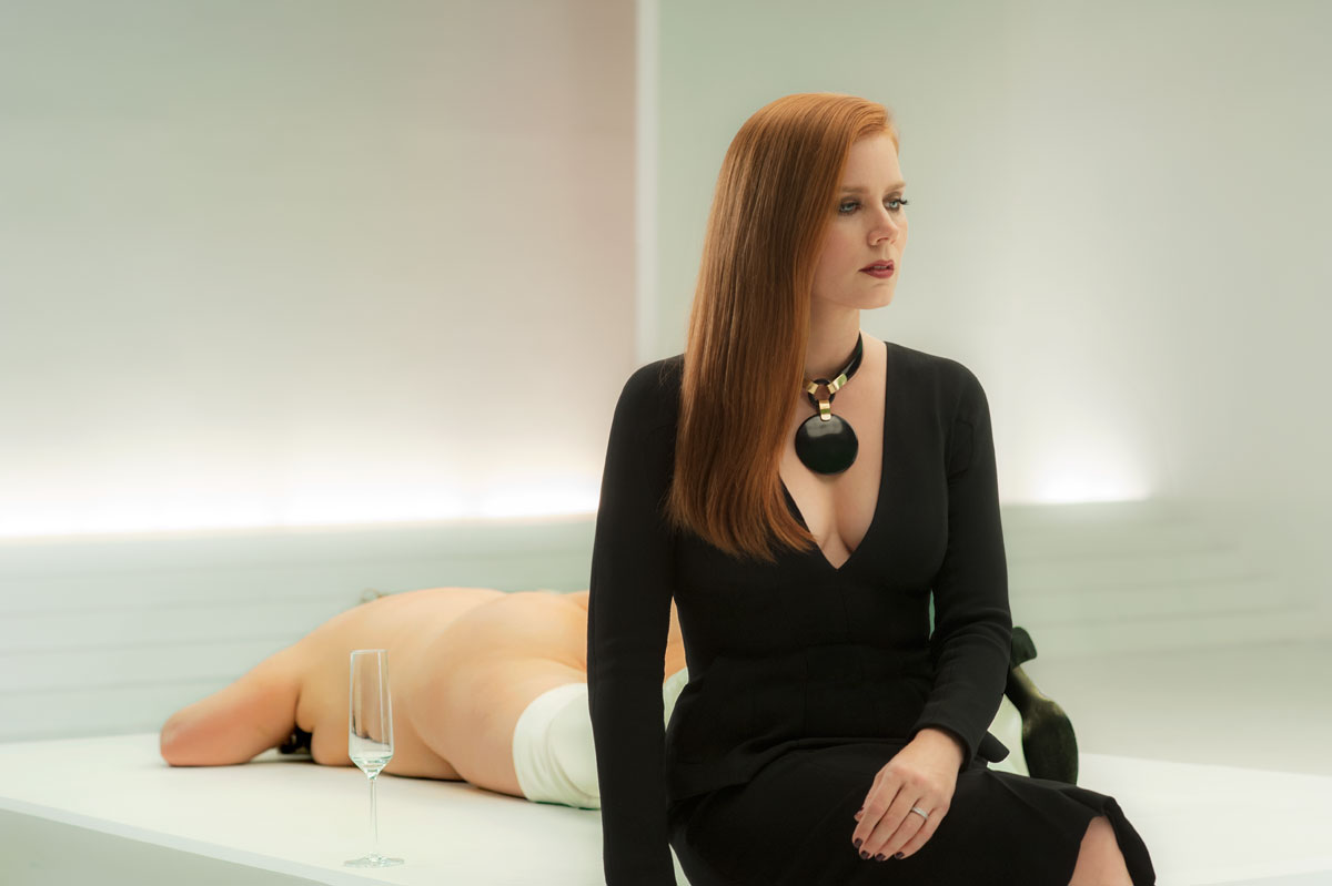 ANIMALES NOCTURNOS (NOCTURNAL ANIMALS) de Tom Ford - Amy Adams