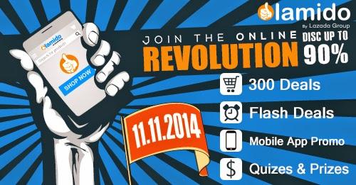 Lamido 11.11 Online Revolution