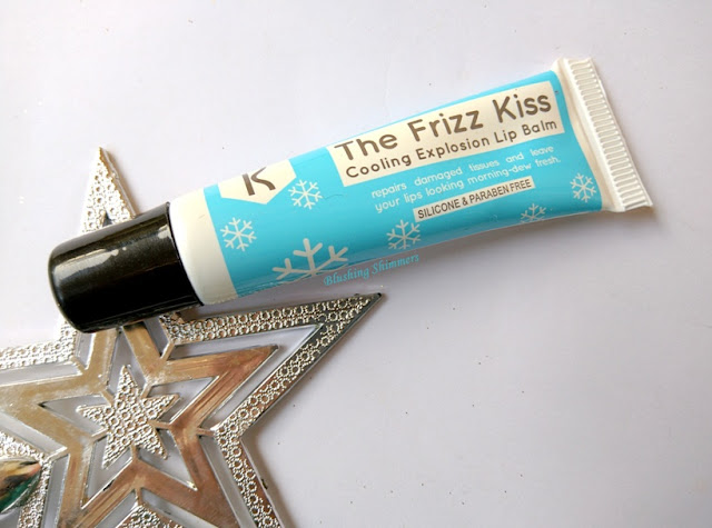 Kronokare The Frizz Kiss Cooling Explosion Lip Balm