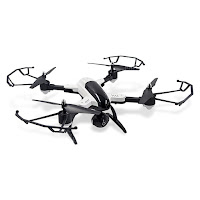 SONGYANG SY-X33 foldable Drone side View